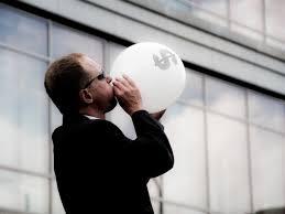 Рубини пузыри вскоре лопнут